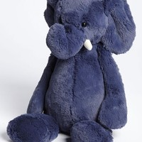 Toddler Jellycat 'Bashful Elephant' Stuffed Animal