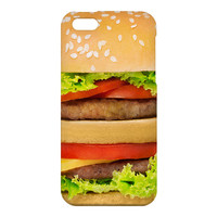 Hamburger phone case