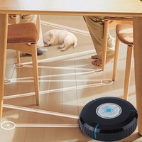Dusty® - Roomla App-Controlled Robot Vacuum