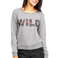 Wild Child Sweatshirt