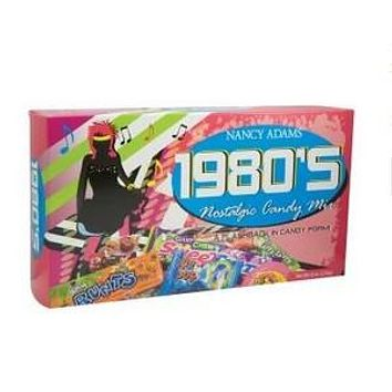80's Decade Retro Candy Gift Box