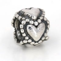 Pandora Everlasting Love Hearts Charm in Sterling Silver