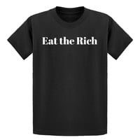 Youth Eat the Rich Kids T-shirt