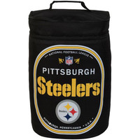 Pittsburgh Steelers NFL Tallboy Rolling Cooler