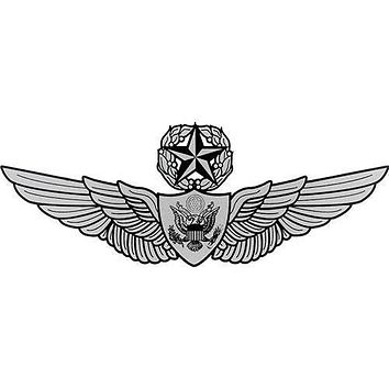 Army Master Aircrew Wing Decal