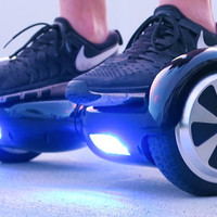 Self Balancing Scooter Hoverboard (Black)