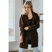 Dani Boy Blazer (Brown)