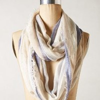 Santa Rosa Infinity Scarf by Anthropologie Ivory One Size Scarves