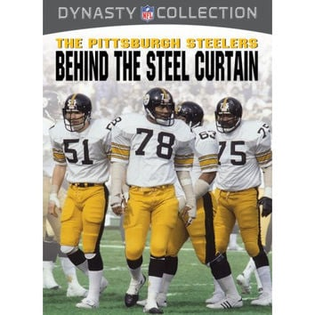 Nfl Dynasty Collection - The Pittsburgh Steelers: Behind The Steel Curtain