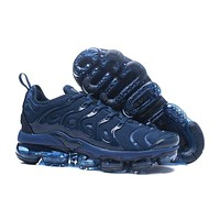 Air Vapormax Tn 2018 Plus Blue Sport Shoe 40 45