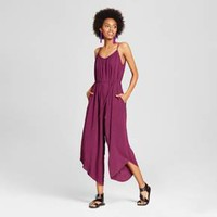 Women's Sack Jumpsuit - Xhilaration™ (Juniors') Plum