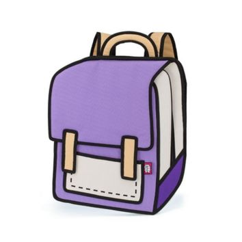 JumpFromPaper™ Spaceman (Purple)