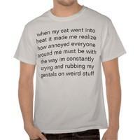 perspective t-shirt from Zazzle.com