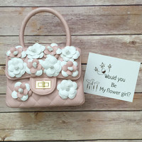 The Flower Girl Bag