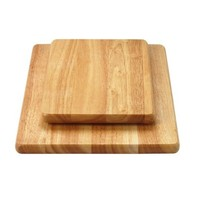 Architec Gripperwood Wooden Cutting Board - Set of 2