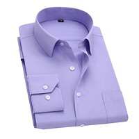 Long Sleeve Men Dress Shirt