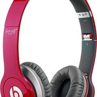 Beats By Dr. Dre - Beats (Solo HD) RED Edition On-Ear Headphones - Red - BT ON SOLOHD RED - Best Buy