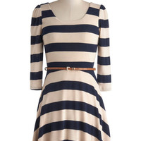 ModCloth Mid-length 3 A-line Sunday Fun Day Dress