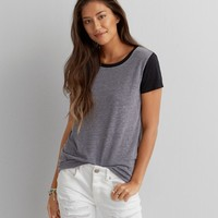AEO BURNOUT FAVORITE T-SHIRT