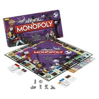 Monopoly a Nightmare Before Christmas Monopoly Game