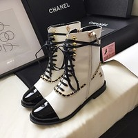 CC Fashion Women's Ankle Boots