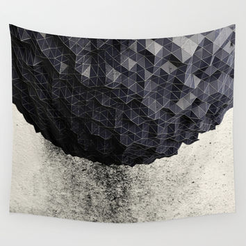 ERTH I Wall Tapestry by Graphmob