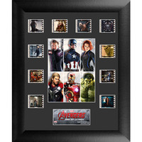 Avengers Age Of Ultron Mini Montage Framed Film Cell