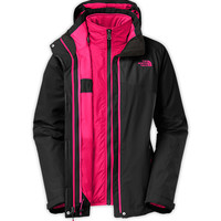 The North Face Women's Jackets & Vests INSULATED SYNTHETIC WOMEN'S CINNABAR TRICLIMATE® JACKET