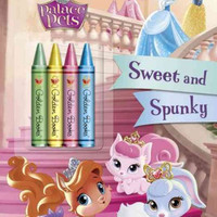 Sweet And Spunky (Disney Princess)