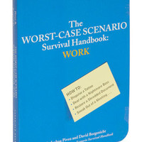 The Worst Case Scenario Survival Book: Work | Mod Retro Vintage Books | ModCloth.com