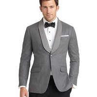 Milano Fit One-Button Shawl Collar Dinner Jacket