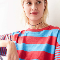Emma Short Beaded Choker Necklace - Urban Outfitters