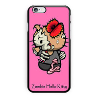 Zombie Hello Kitty Poster Design iPhone 6 Case