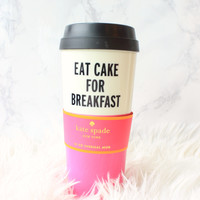 Eat Cake Thermal Mug - Kate Spade