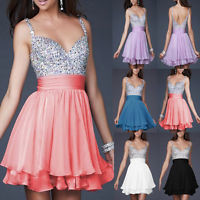 2013 Sweetheart Mini Party Short Dress Homecoming Bridesmaid Cocktail Prom Gowns