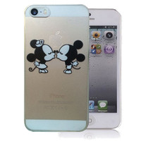 Disney's Mickey and Minnie Mouse iPhone 6/6s (4.7-inch) Clear Case