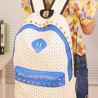 Fashion Cool Rivet Star Cutout Backpack from styleonline