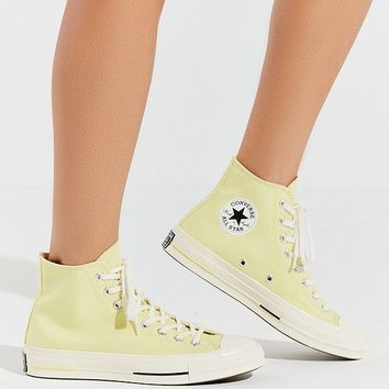 Converse Chuck 70 Canvas Brights High Top Sneaker | Urban Outfitters
