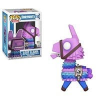 Loot Llama Funko Pop! Games Fortnite
