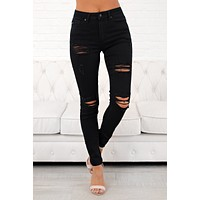 All I Got KanCan Jeans (Black)