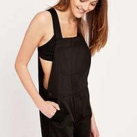 Title A Cotton Twill Dungarees - Urban Outfitters