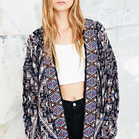 Staring at Stars Diamond Cardigan - Urban Outfitters