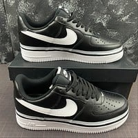 Morechoice Tuhz Nike Air Force 1 Low Ribbon Sneakers Casual Skaet Shoes Cj1377-001