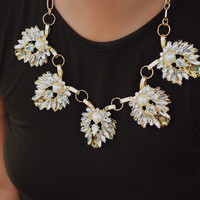 Stop & Stare Necklace