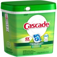 Cascade Actionpacs Fresh Scent Dishwasher Detergent (choose your size) - Walmart.com