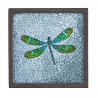 Jeweled Dragonfly Fossil