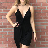 New Year, New Me Dress - Black