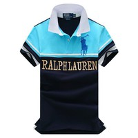 Polo Ralph Lauren T-Shirt Top Tee-79
