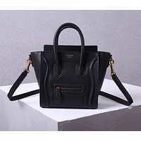Céline Women's Tote Bag Handbag Shopping Leather Tote Crossbody SatchelCéline Women's Tote Bag Handbag Shopping Leather Tote Crossbody Satchel