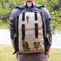 Large Attack On Titan Backpack